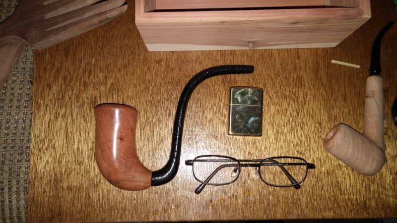 Commision pipe finished, now for the accessories.. 11051510