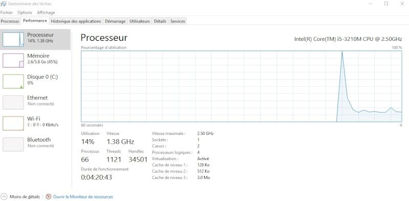 [résolu] Processeur Multi-coeurs/Pc bridé. Screen24