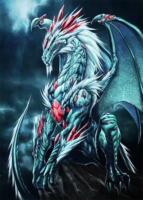 Tullia Estrama Von Raijer - Haut Dragon Exilé Errant Dragon10