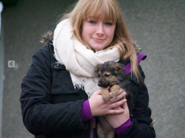 MICUTZA - Chiot femelle petite taille née en août 2015 - à Remember Me Land - réservée adoption par Charlotte (dpt01) Captur18