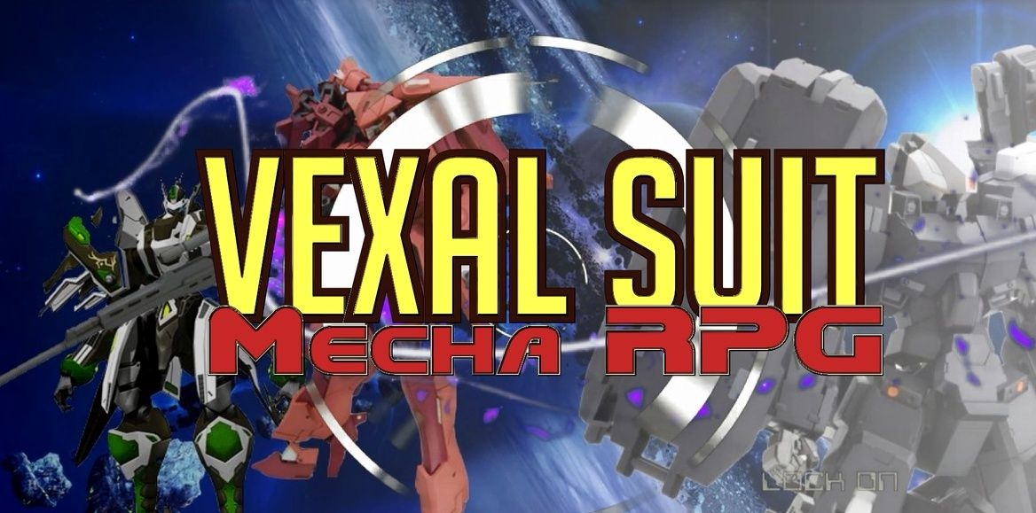 Vexal Suit Mecha RPG