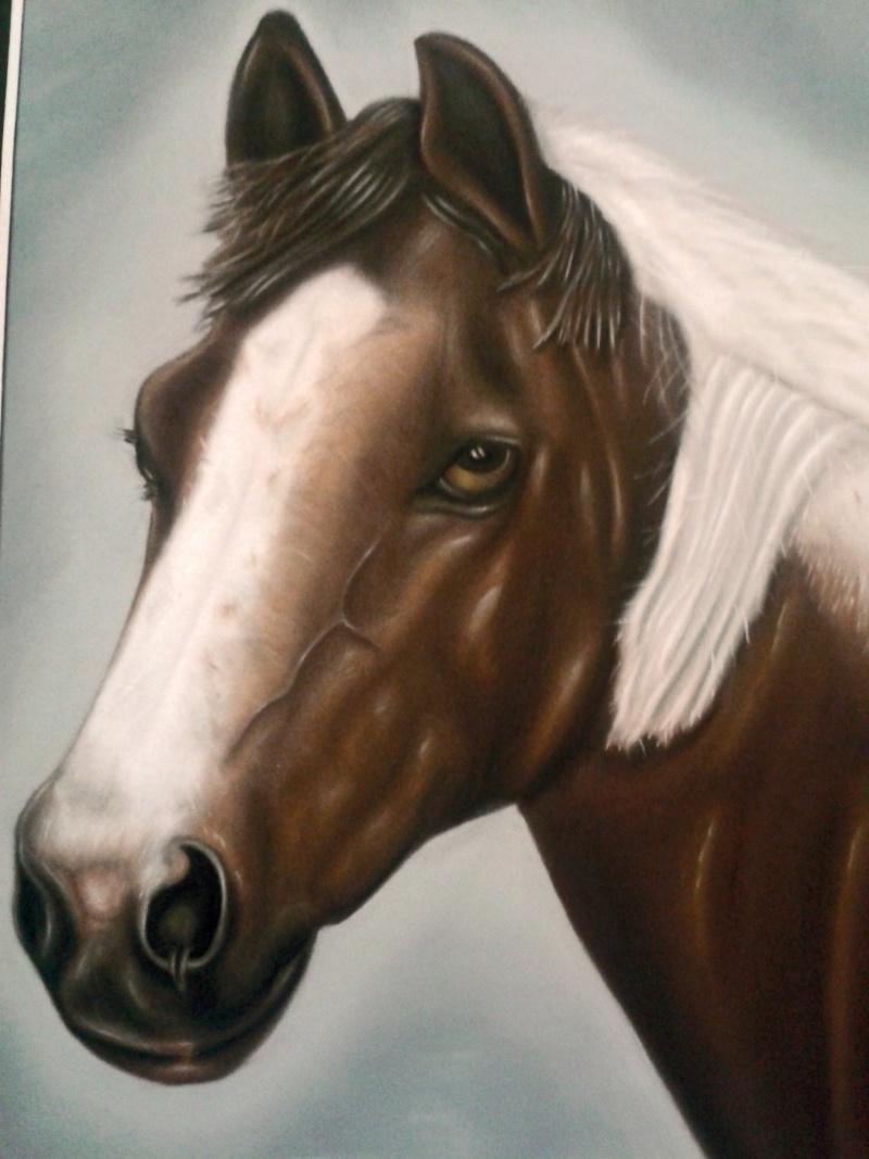 l'offrande de poseidon Horse211