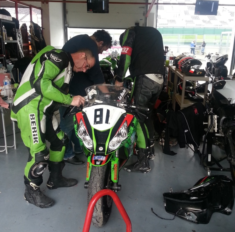 CR endurance MAGNY-COURS 20151010