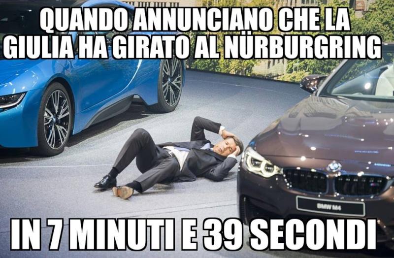 Dopo lunga attesa... ci siamo!! Alfa Romeo Giulia!! - Pagina 4 Nu10