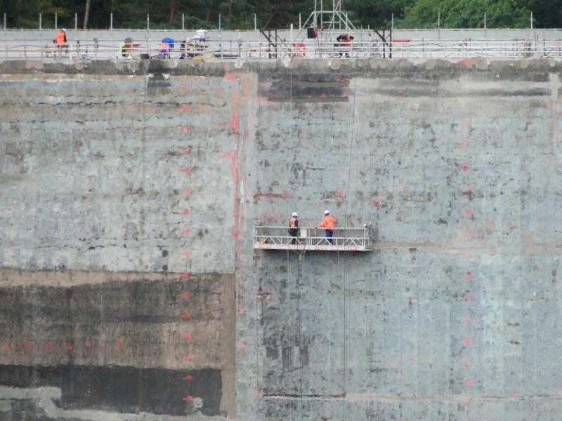 Une balade un peu particulière : l'assec du barrage de Guerlédan 6_sur_10