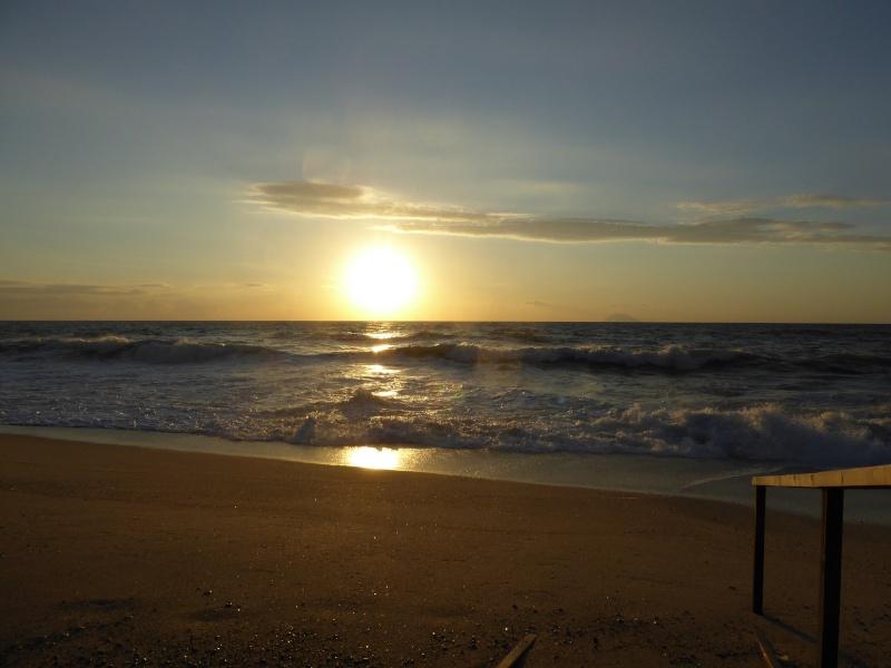 Sonnenuntergang in Kalabrien P1030211