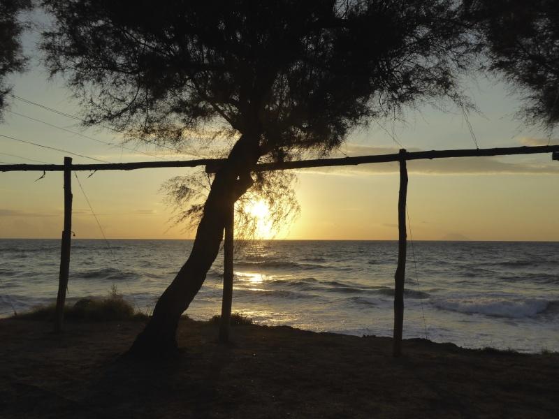 Sonnenuntergang in Kalabrien P1030212