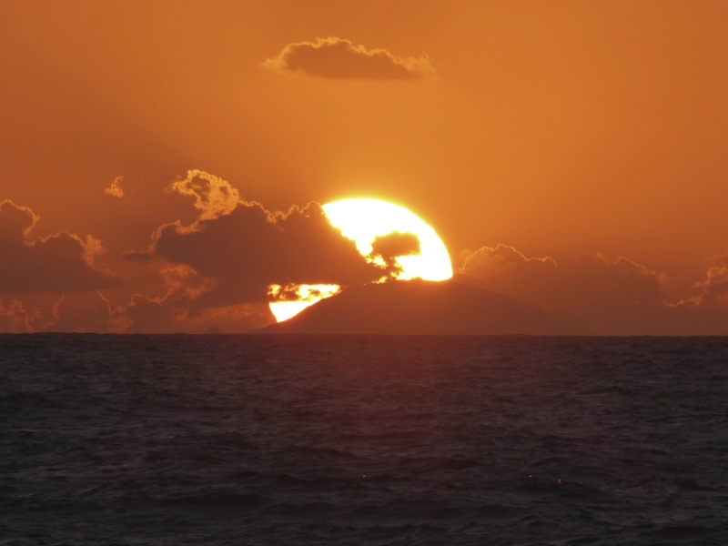 Sonnenuntergang in Kalabrien P1030218