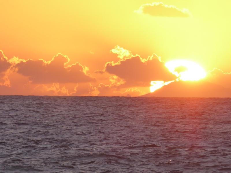 Sonnenuntergang in Kalabrien P1030219