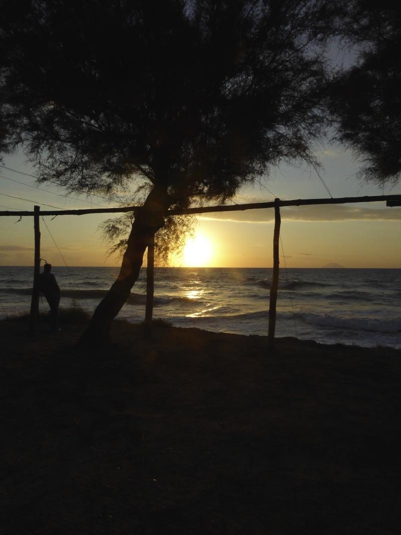 Sonnenuntergang in Kalabrien P1030220