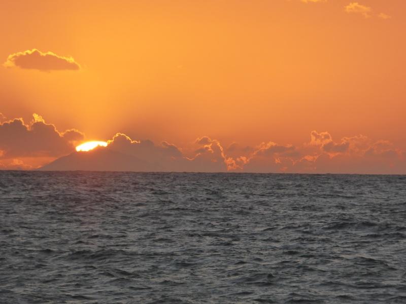 Sonnenuntergang in Kalabrien P1030327