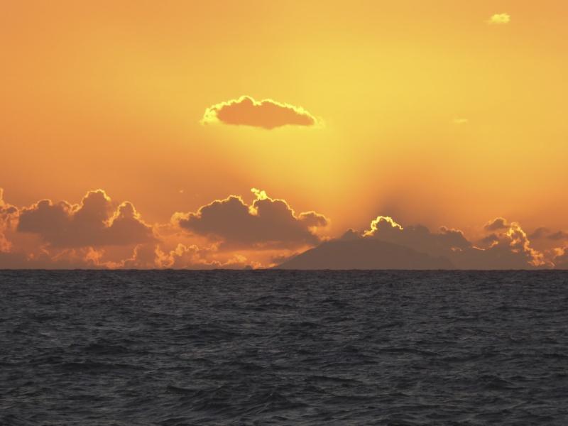Sonnenuntergang in Kalabrien P1030328