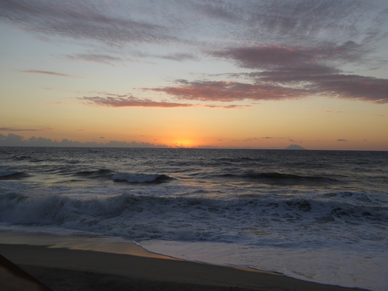 Sonnenuntergang in Kalabrien P1030332