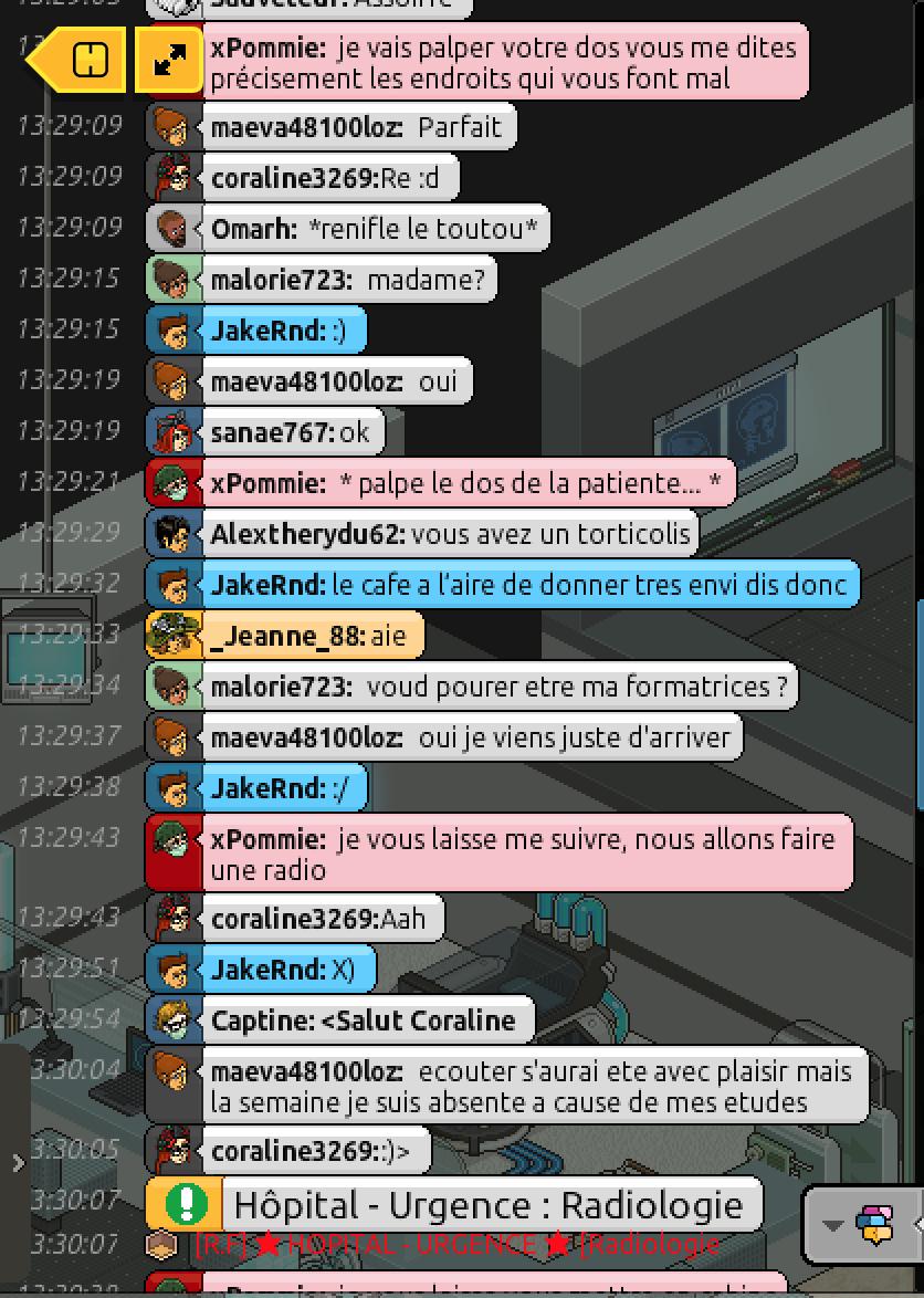 [CHU] Rapports d'actions RP de xPommie (Jessica) - Page 2 Captu320
