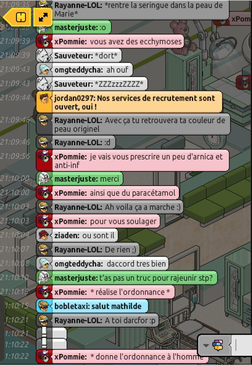 [CHU] Rapports d'actions RP de xPommie (Jessica) - Page 4 Captu653