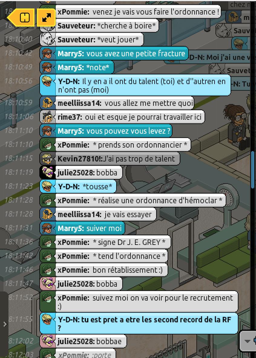 [CHU] Rapports d'actions RP de xPommie (Jessica) Captur99