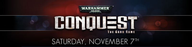 World Championship /Warhammer Conquest\ : 4 au 8 novembre Worlds10