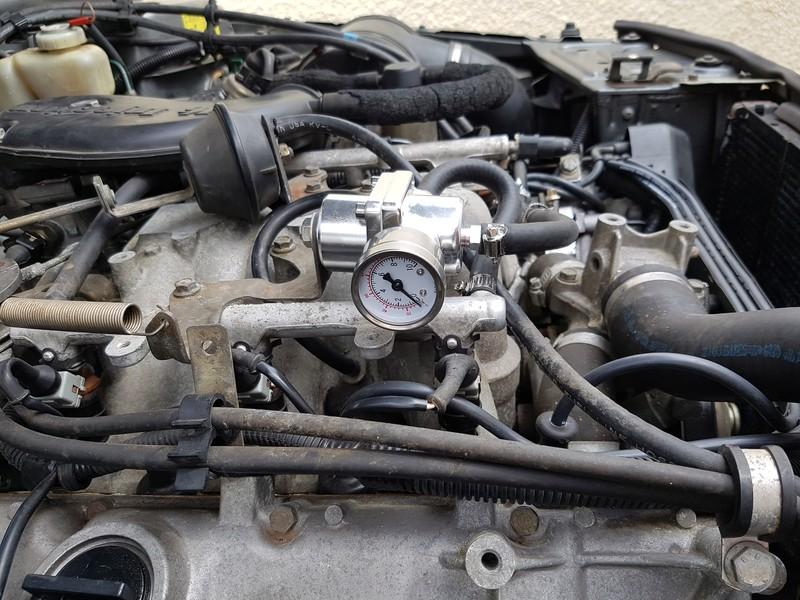 R25 injection 2,8l phase 2 sans turbo et E85 ? 20180313