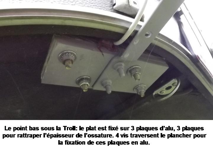 mâts d'antenne, exemples de fixation sur nos cagouilles Diapos94