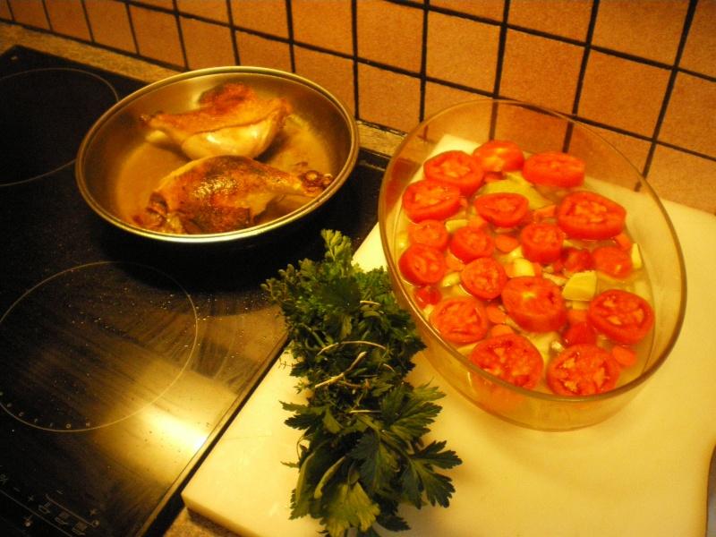 Cuisse de canard cuisson lente Imgp4410