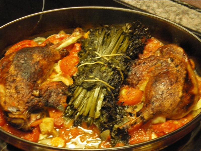 Cuisse de canard cuisson lente Imgp4412
