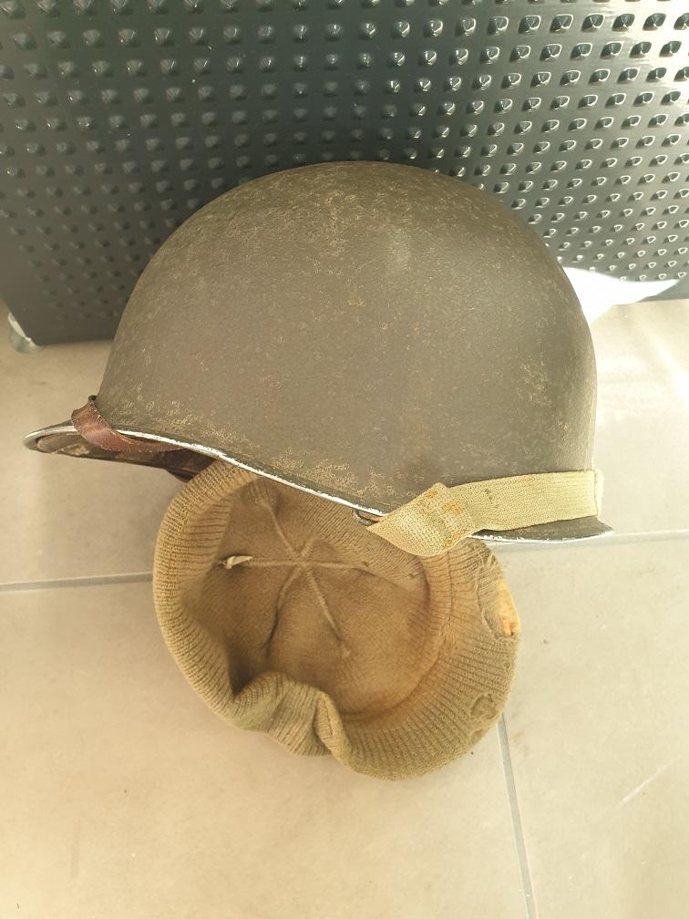 mon seul casque U.S 450
