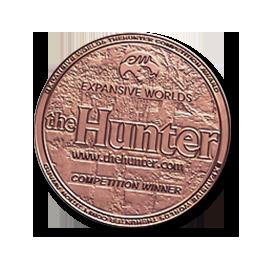 Anschütz Red Deer Challenge 3°class. Coin_b12