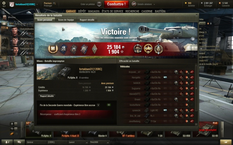 record a battre pz II dgt=917 Shot_111