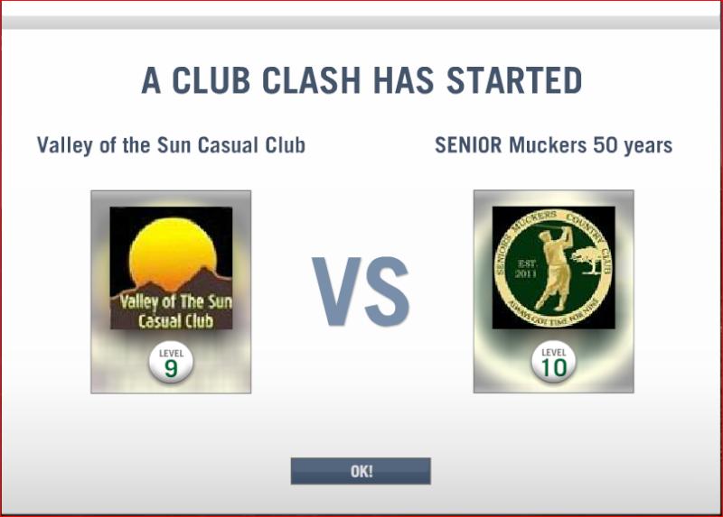 CLASH # 7 RESULTS  Clash_13