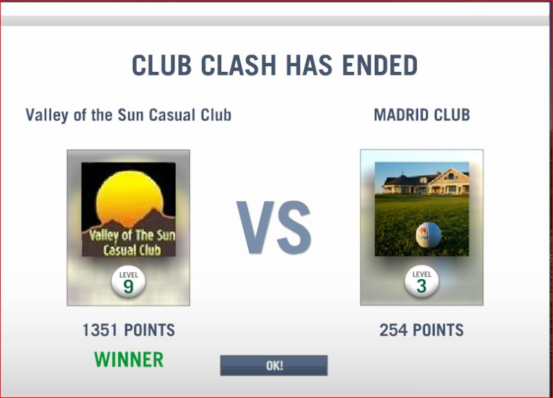 CLASH # 7 RESULTS  Clash_15