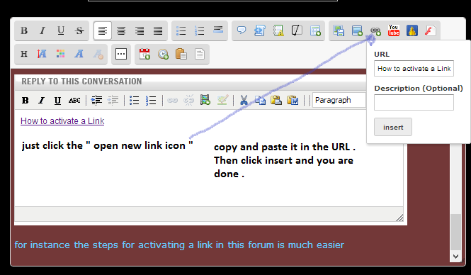 How to activate a Link How_to17