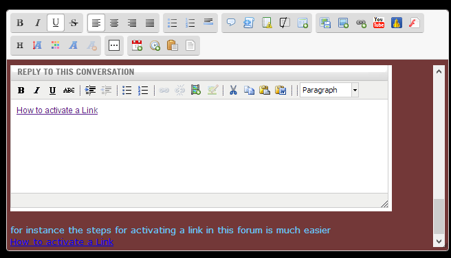 How to activate a Link How_to18
