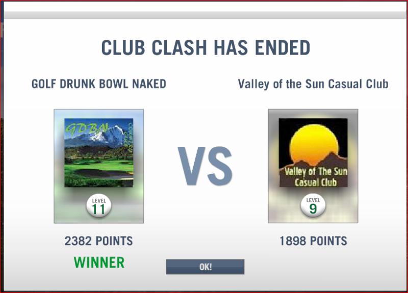 CLASH # 7 RESULTS  Lost_c10