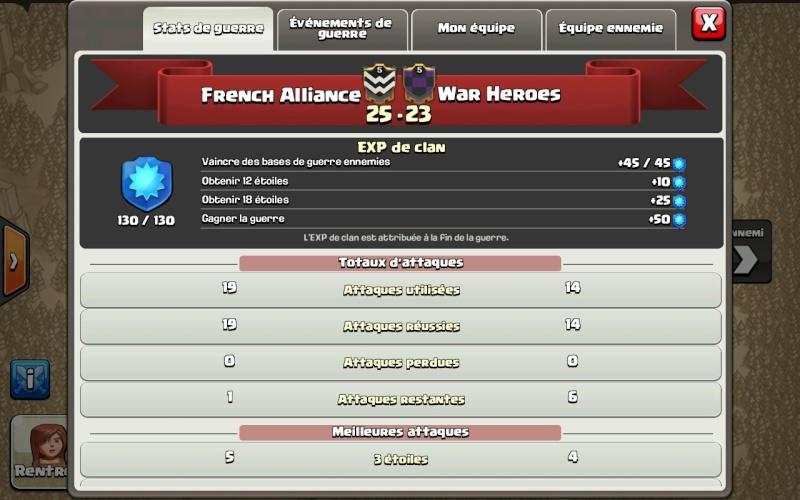 Guerre de clan du  08-09 septembre 2015 (War Hereos) Screen73