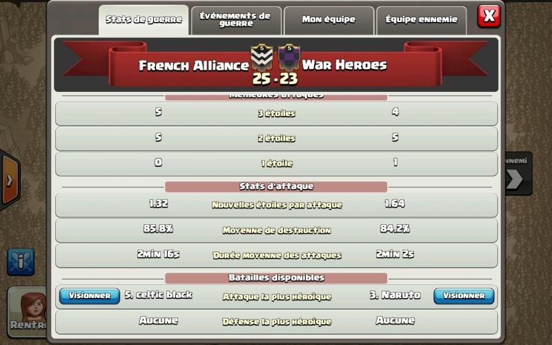 Guerre de clan du  08-09 septembre 2015 (War Hereos) Screen74