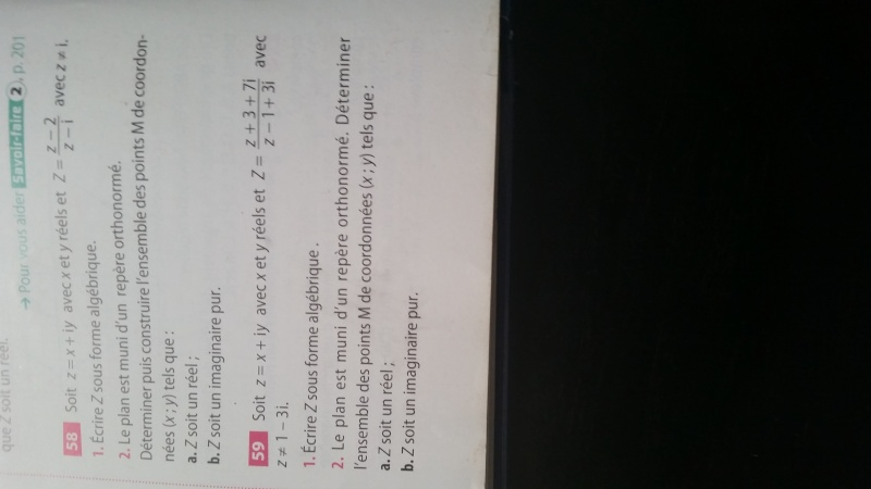 [TS] DM Maths nombres complexes 14421310
