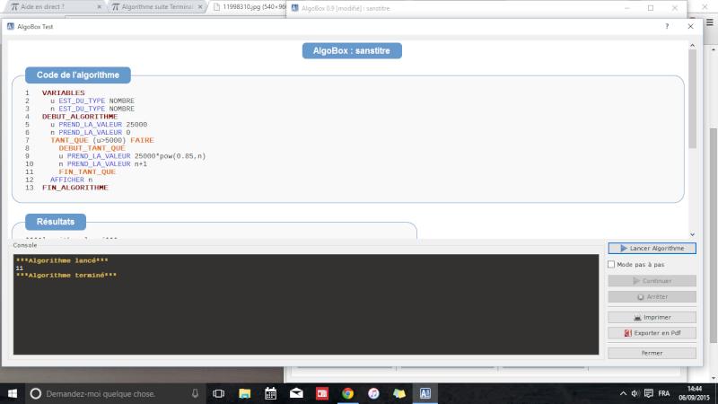 Algorithme suite Terminale S Sans_t10