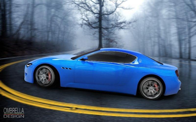 Progetto Maserati EC Masera14