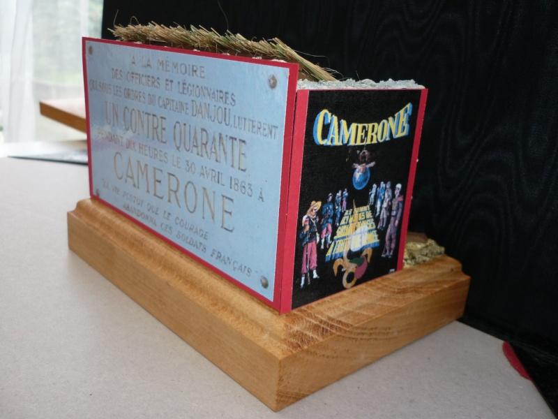 """""""Camerone"""" hommage à la légion ----- TERMINE----- - Page 2 P1060017"""