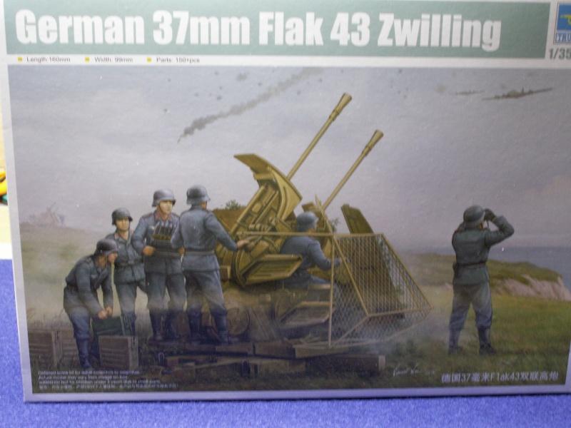 German 37mm flak 43 zwilling de trumpeter 1:35 Pict0131