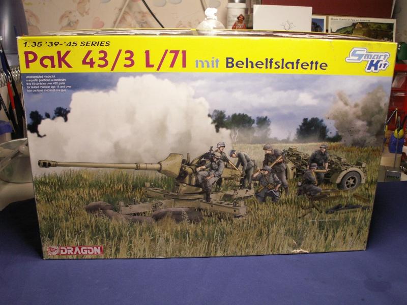 Pak 43/3l/71 avec mit behelslafette de dragon 1:35 Pict0220