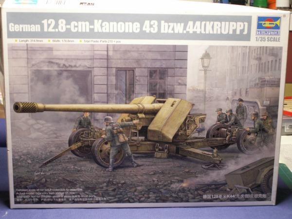 12,8 cm kanone 43 Pict0221