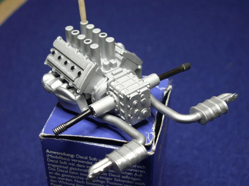 Audi r8 spyder 1:24 de Revell Pict0457