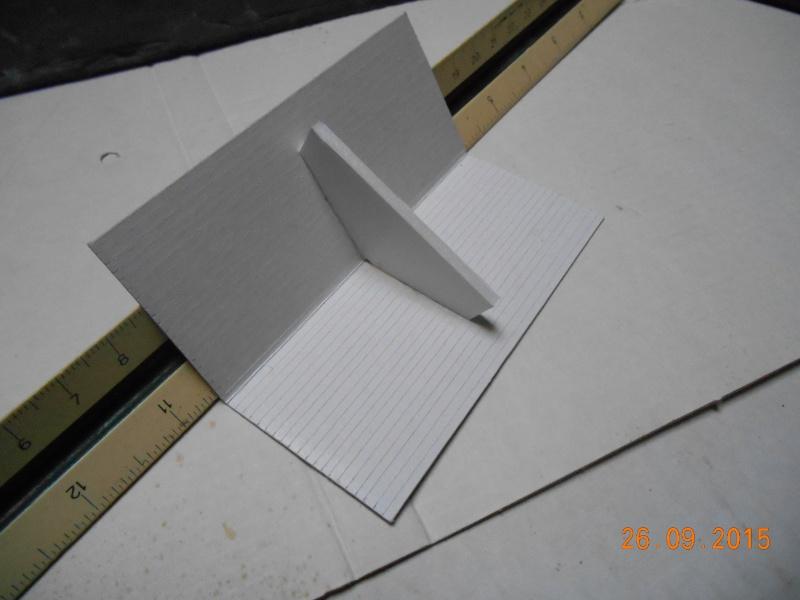 Construire un bâtiment de A à Z : une maison de garde-barrières Dscn1312
