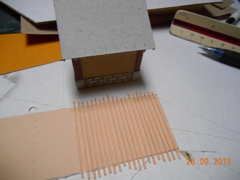 Construire un bâtiment de A à Z : une maison de garde-barrières Dscn1331