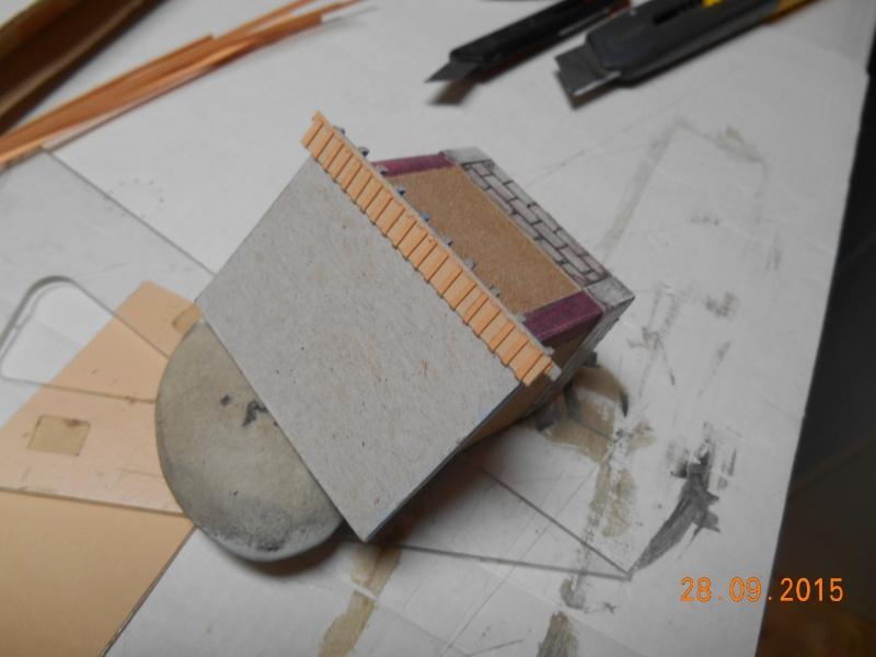Construire un bâtiment de A à Z : une maison de garde-barrières Dscn1337