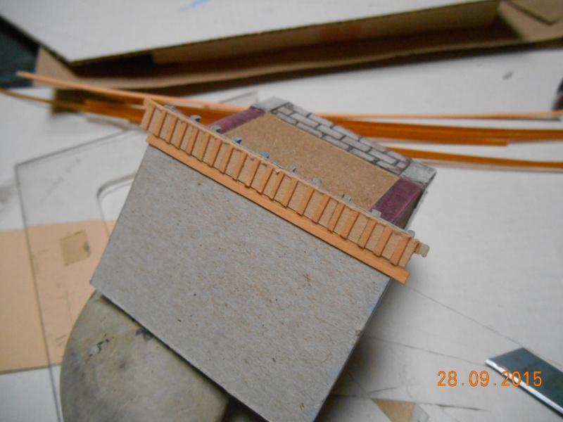 Construire un bâtiment de A à Z : une maison de garde-barrières Dscn1338
