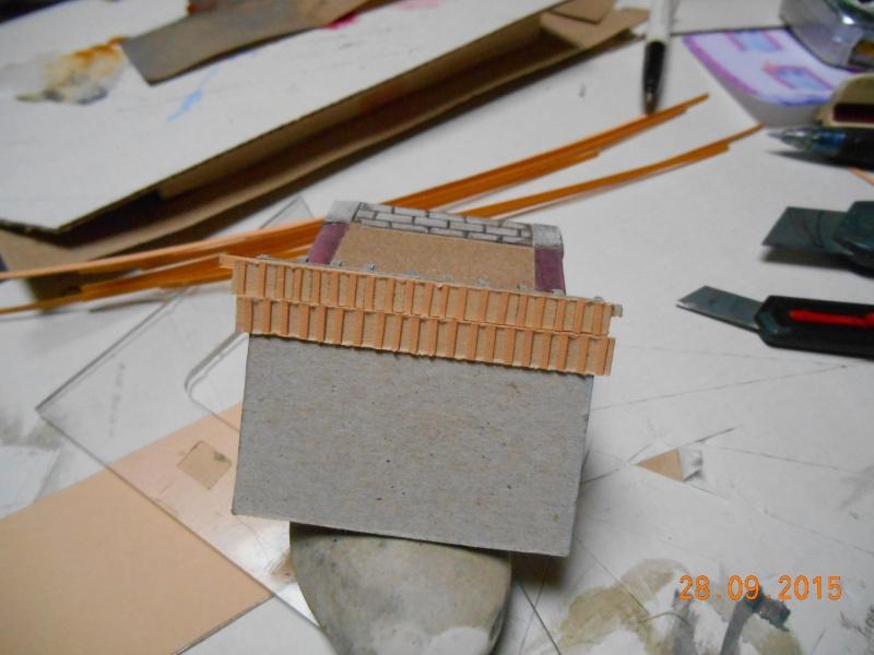 Construire un bâtiment de A à Z : une maison de garde-barrières Dscn1339