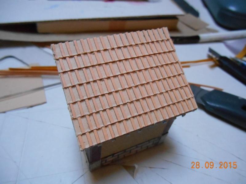 Construire un bâtiment de A à Z : une maison de garde-barrières Dscn1342