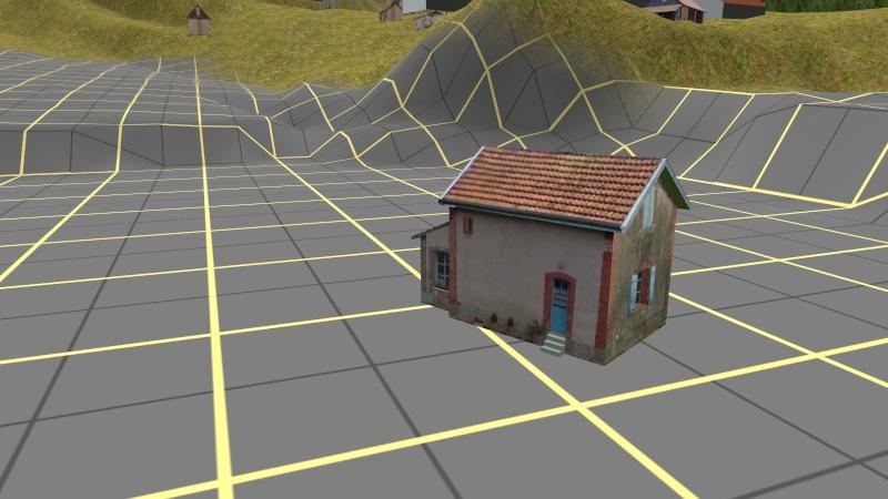 Construire un bâtiment de A à Z : une maison de garde-barrières Giraud12